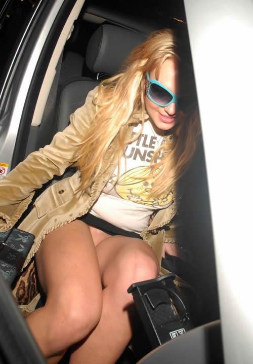 Britney Spears sin ropa interior - RUSTI PORN