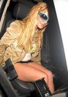 Britney Spears sin bragas