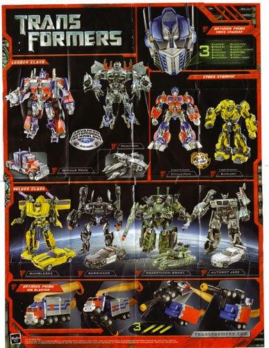 Transformers Live Acti...