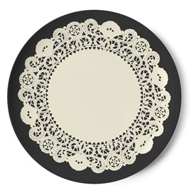 Thomas Paul\u0027s Gothic side plates serving tray and dinner plate 2006. Melamine .elsewares.com  sc 1 st  A Compendium of Design & A Compendium of Design (...and occasionally other things): December 2006