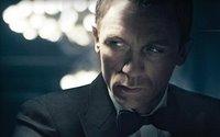 Daniel Craig looking spiffy and noir