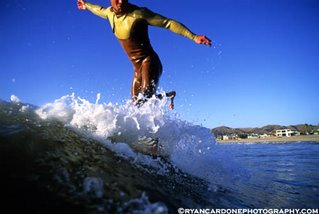 Sean Tully surfer