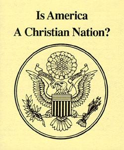 is america a christian nation By dan barker the us constitution is a secular document it begins, we the people, and contains no mention of god or christianity its only re.