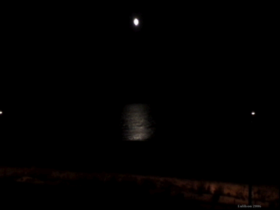 Full Moon on Water
