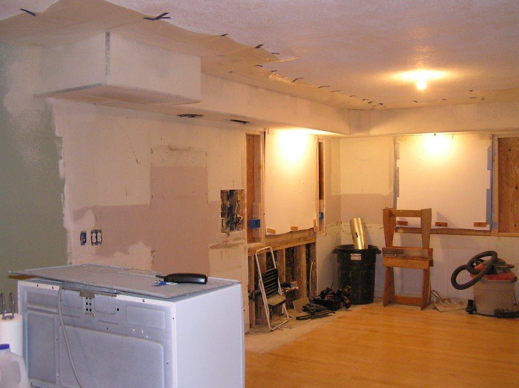 10k Kitchen Remodel Half Way Through Vacation Week