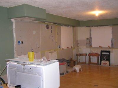 10k Kitchen Remodel Progress Through Friday