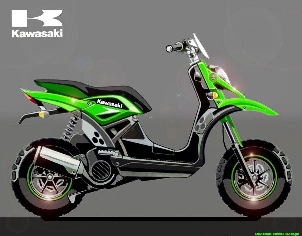 Kawasaki Scooter Price Philippines