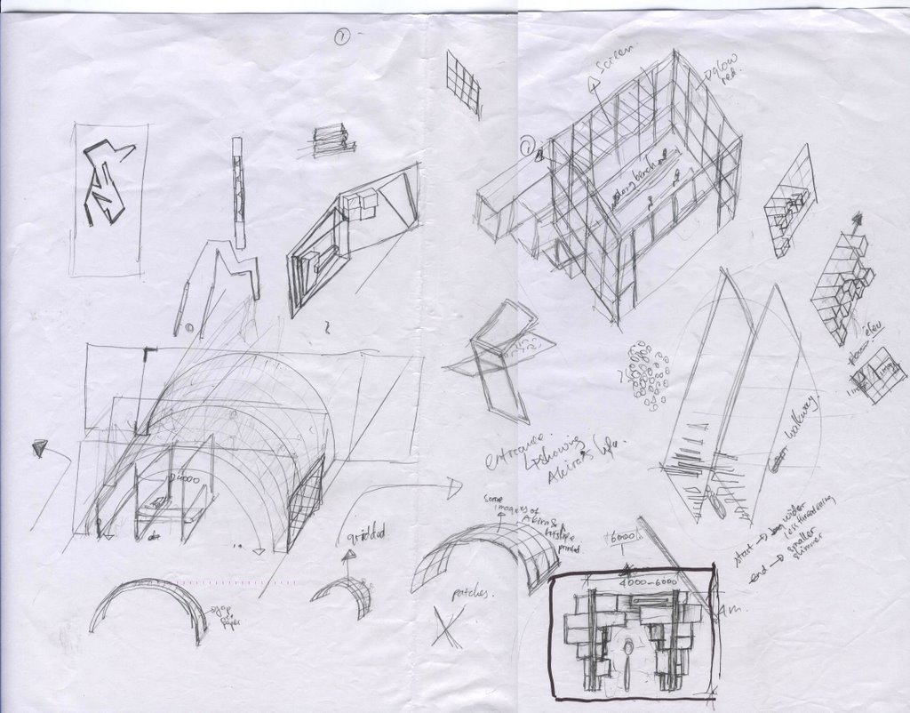 project blueprint  arts metropolis   x