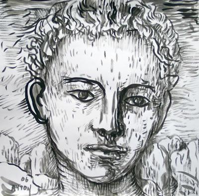 Head Of A Faun