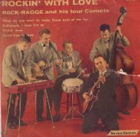 Rock-Ragge & His Four Comets