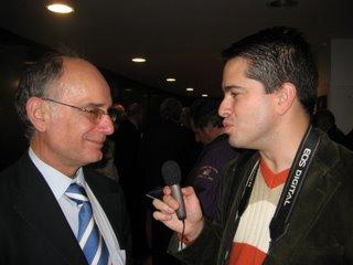 Cabral Ferreira entrevistado por Bruno Gonçalves Pereira