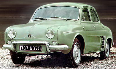 Renault Dauphine/Altica