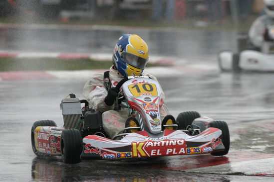 Mad Karting: diciembre 2006