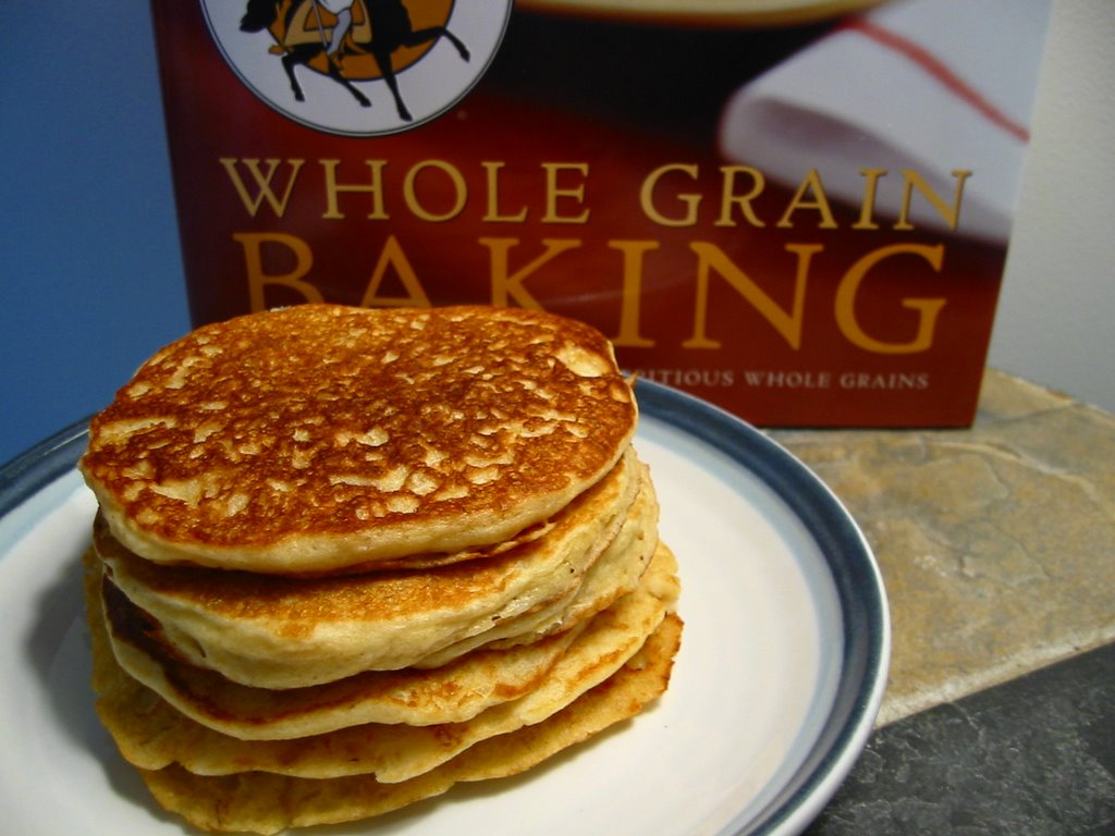 The Savory Notebook: Homemade Whole Grain Pancake Mix