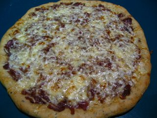 Caramelized Onion Pizza