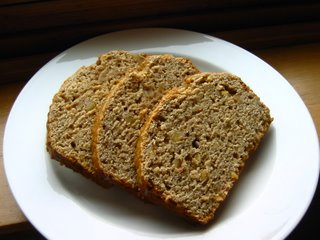 Maple Walnut Bread