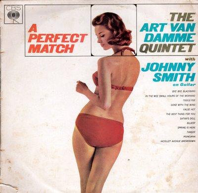 The Art Van Damme Quintet - Cocktail Capers