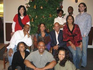 Mo's birthday crew