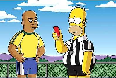 Los Simpsons y el deporte