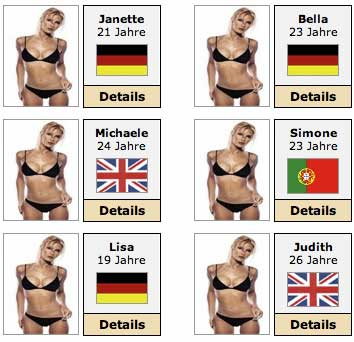lez escorts around the world