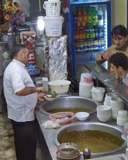 Aash Restaurant, Enghelab Square