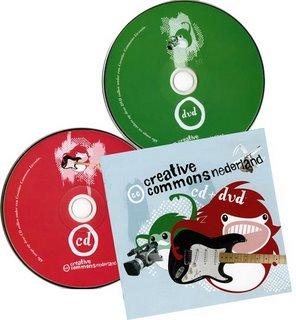 CC NL CD DVD