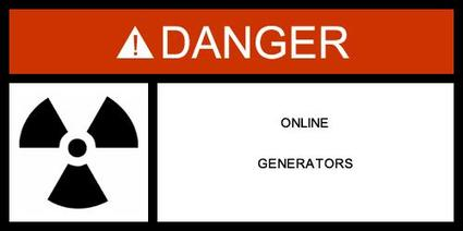 Warning Label Generator