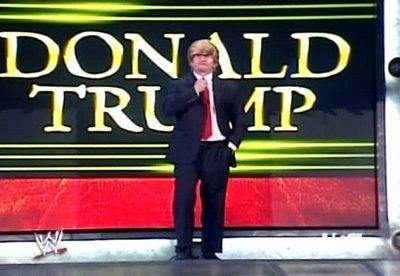 "Tortilla Chips and Milk: WWE Monday Night Raw: ""Donald"" vs ..."