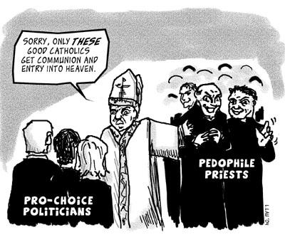 catholic views on abortion essay