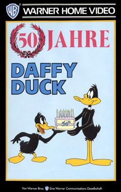 Mein Name Ist Hase 50 Jahre Daffy Duck