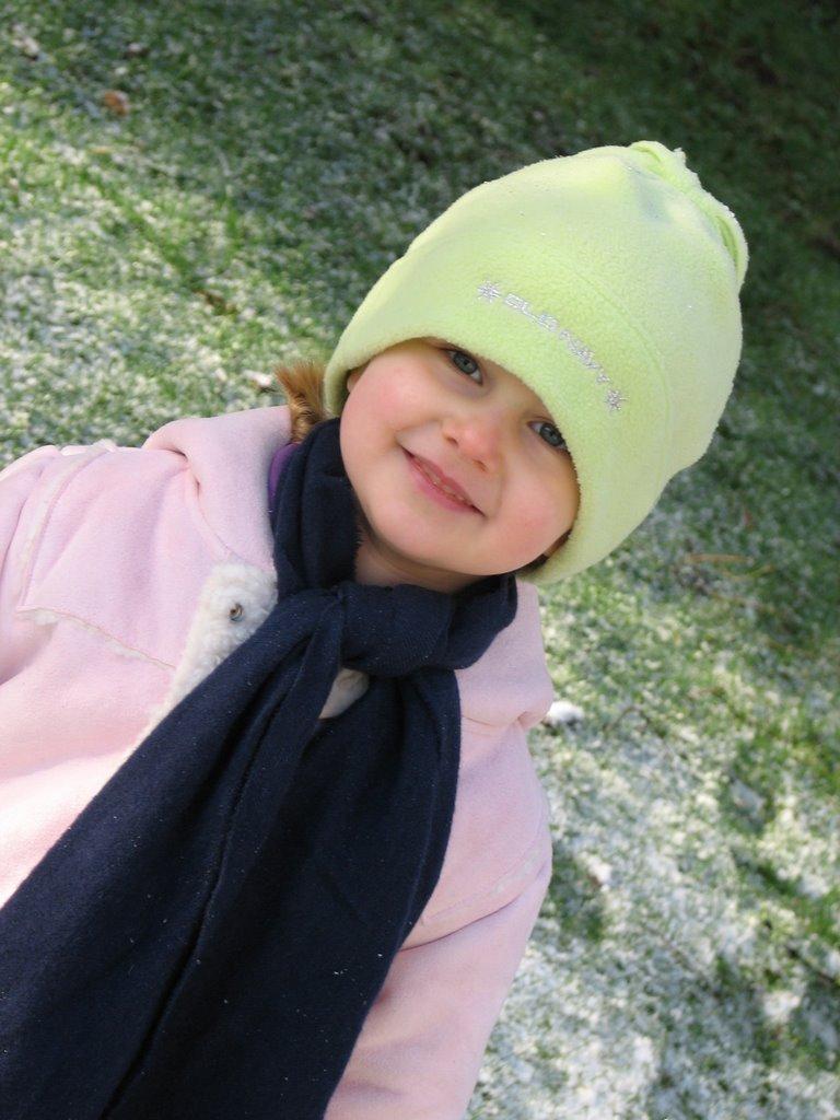 Snow! Smile!