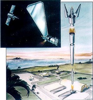 उपग्रहभेदी व्यवस्था