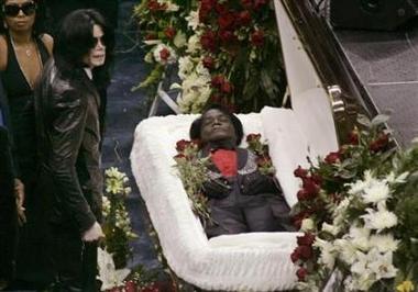 Michael Styled James Brown's Hair | Michael Jackson World Network