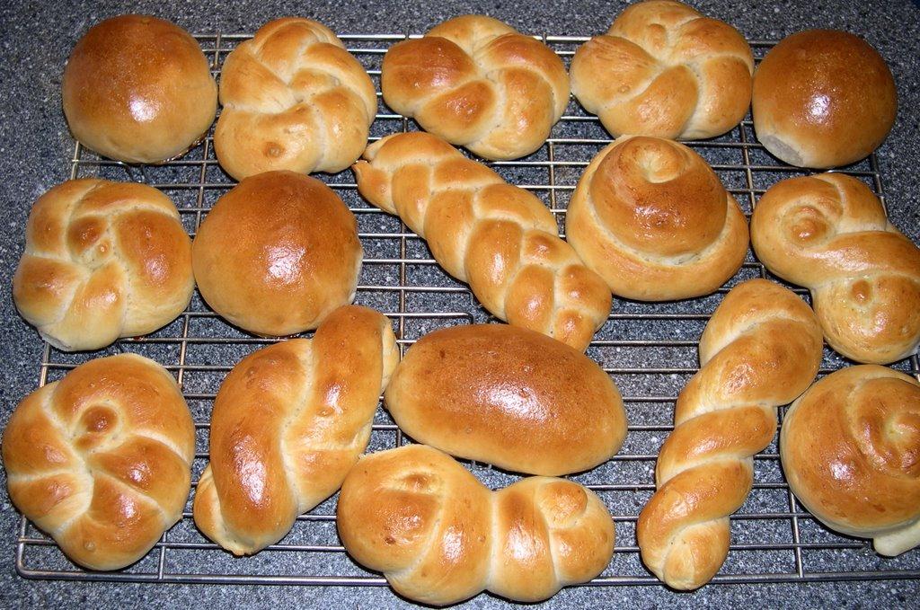 Uit de keuken van Levine: Feestelijke broodjes