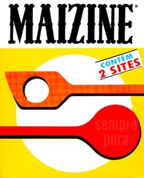 nos idos de 2002 surge-me a ideia de uma webzine. o meu gosto particular por coisas antigas faz o trocadilho. algum trabalho de pós produção digital depois ...