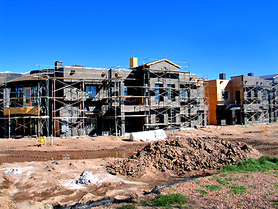 Mesilla - Apartment Construction