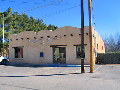 Mesilla Post Office