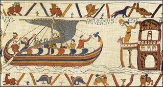 El ejército del Príncipe Madoc cruza el Canal