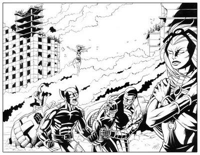 X-Men: ¡Centinela!