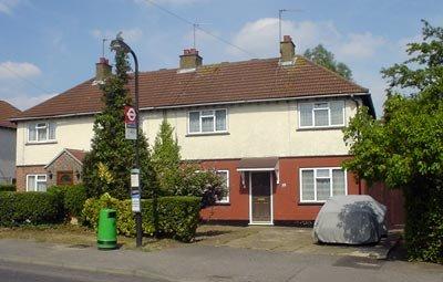 Elton John's old house, Pinner