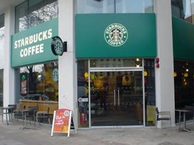 Starbucks Whitechapel