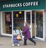Starbucks Stratford