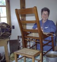 Chair Caning Experts Added to Furniture Repair Directory!
