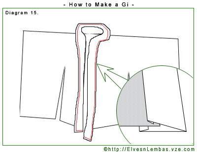 How to Cosplay: Making a Japanese Gi
