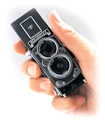 롤라이플렉스: Rolleiflex MiniDigi Camera