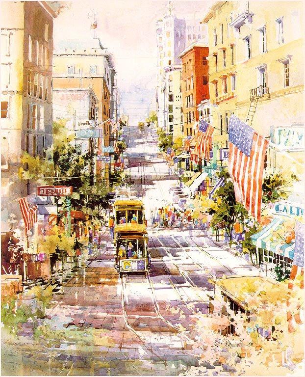 수채화(Watercolor)