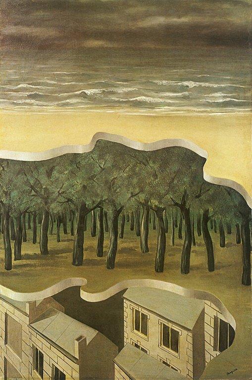 르네 마그리트: Rene Magritte, Popular Panorama