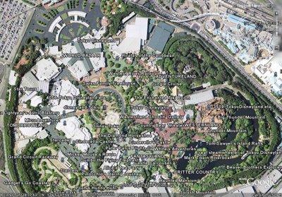 도쿄 디즈니랜드: Tokyo Disneyland