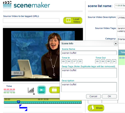 WallStrip inside Scene Maker