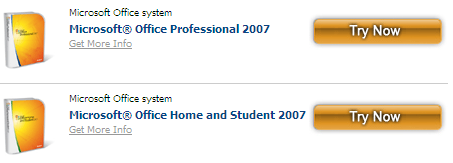 microsoft office home and student 2007 software download